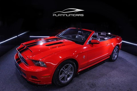 Ford Mustang 3.7 Cabrio